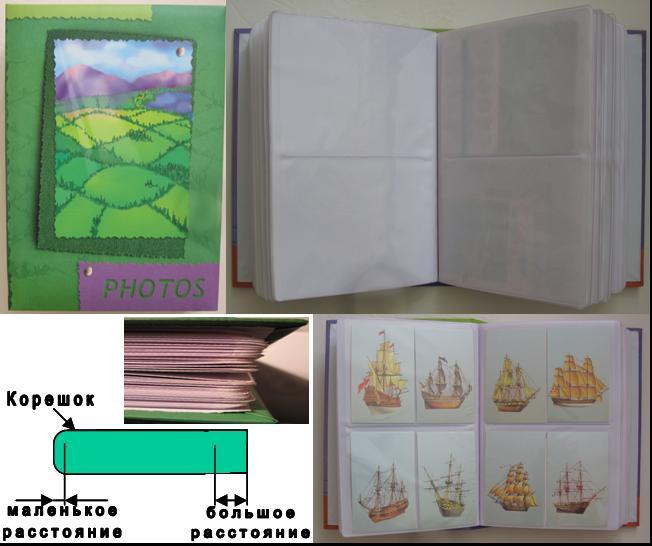Альбомы для хранения детских рисунков
